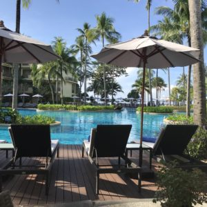 Phuket Marriott Merlin Spa.